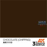 Chocolate (Chipping) (3rd Generation)