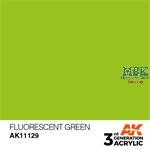 Fluorescent Green (3rd Generation)