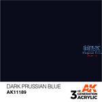 Dark Prussian Blue (3rd Generation)