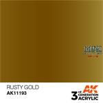 Rusty Gold (3rd Generation)