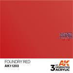 Foundry Red (3rd Generation)