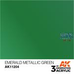 Emerald Metallic Green (3rd Generation)