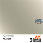 Oily Steel (3rd Generation)
