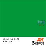 Clear Green (3rd Generation)