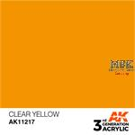Clear Yellow (3rd Generation)