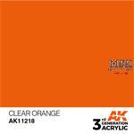 Clear Orange (3rd Generation)