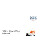 Titanium White Ink (3rd Generation)