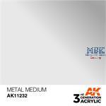 Metal Medium (3rd Generation)