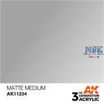 Matte Medium (3rd Generation)