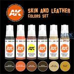 SKIN AND LEATHER COLORS SET (3rd Generation)