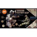MODERN DESERT UNIFORM COLORS (3rd Generation)