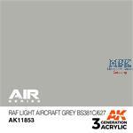 RAF LIGHT AIRCRAFT GREY BS381C/627 - AIR (3. Gen.)