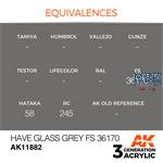 HAVE GLASS GREY FS 36170 - AIR (3. Generation)