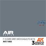 F-15 DARK GREY (MOD EAGLE) FS 36176-AIR (3. Gen.)
