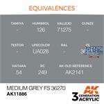 MEDIUM GREY FS 36270 - AIR (3. Generation)