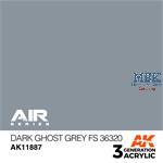 DARK GHOST GREY FS 36320 - AIR (3. Generation)