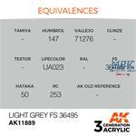 LIGHT GREY FS 36495 - AIR (3. Generation)