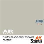 CAMOUFLAGE GREY FS 36622 - AIR (3. Generation)