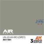 IJN J3 HAI-IRO (GREY) - AIR (3. Generation)