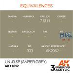 IJN J3 SP (AMBER GREY) - AIR (3. Generation)