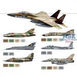 ISRAELI AIR FORCE COLORS AIR SERIES SET