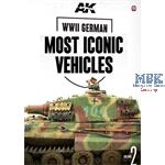 WWII GERMAN MOST ICONIC VEHICLES. VOLUME 2