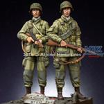 US 101st Airborne Trooper Set 1/35