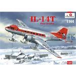 Ilyushin Il-14T Polar Aviation on skis (AM14481)