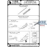 T-38 Talon / F-5B / RF-5  Pitot Tube +20mm