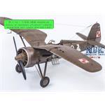 PZL P.11c - details set
