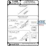 T-38 Talon / F-5B / RF-5 Pitot Tube + 20mm