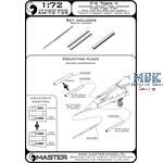 F-5 Tiger II (standard nose) Pitot Tube +20mm