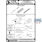 F-5 Tiger II (shark nose) Pitot Tube +20mm