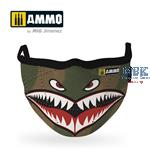Shark AMMO Face Mask