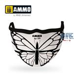 AMMO for Life Butterfly Face Mask