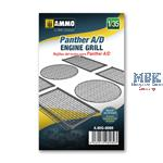 Panther A/ D engine grilles 1:35