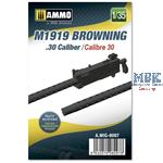 M1919 Browning. 30 cal 1:35