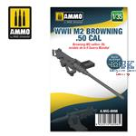 WWII M2 Browning .50 cal 1:35