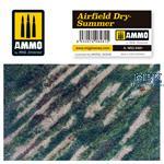 AIRFIELD DRY SUMMER / Flugfeld trockener Sommer