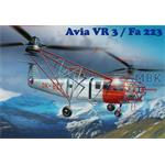 Avia Vr-3 /  Fa-223