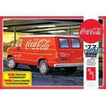 1977 Ford Van with Coca Cola Vending Machine