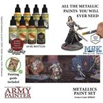 Warpaints: Metallic Paint Set