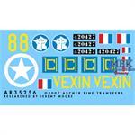Freies Frankreich M3A3 Vexin