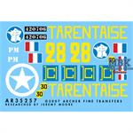 """Freies Frankreich M4A2 """"Tarentaise"""""""