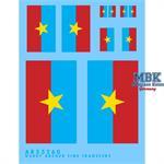 Nordvietnamesische Flaggen