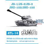 JS I, JS II, JS III, JSU 122, JSU 152