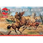 WW1 Royal Horse Artillery 'Vintage Classic series'