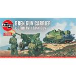 Bren Gun Carrier + 6pdr 'Vintage Classic series'