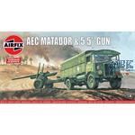 Vintage Classics: AEC Matador & 5.5inch Gun