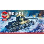 Soviet T-34 Tank 'Vintage Classic series'